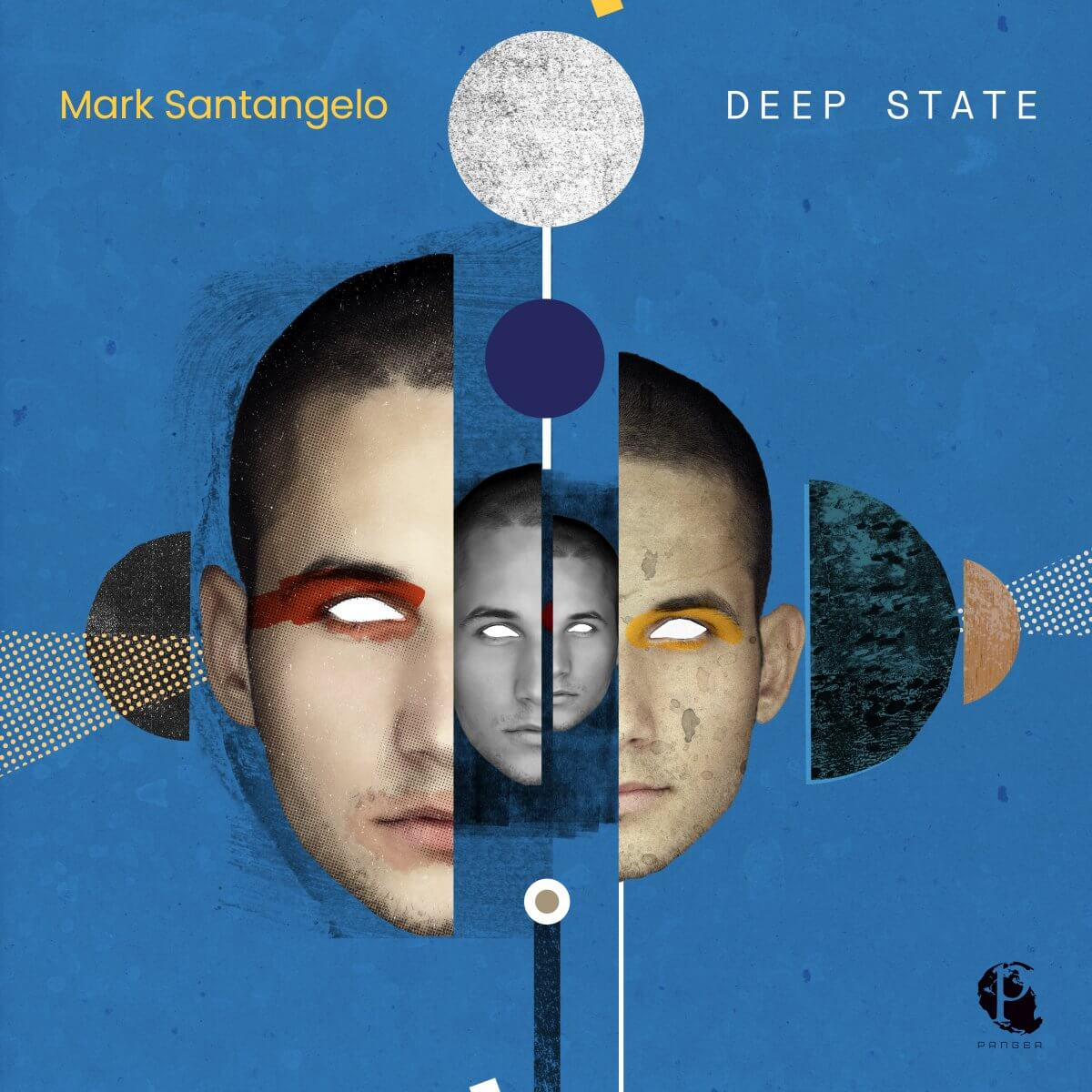 Mark Santangelo - Deep State for Pangea Records
